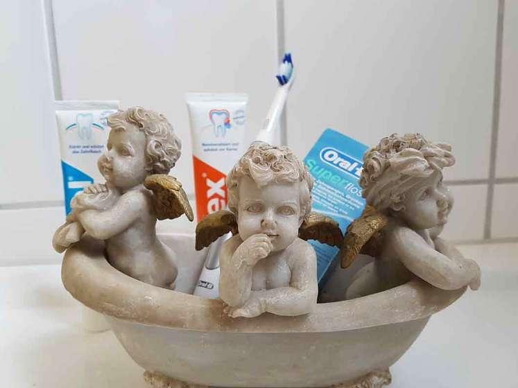 Mundhygiene Prophylaxe Zahnfleischrückgang
